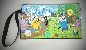 Adventure Time Клатч
