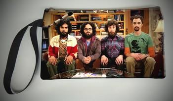 The Big Bang Theory Клатч