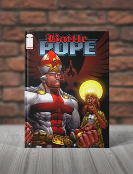 Battle Pope. Книга 1