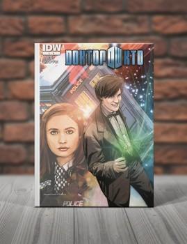 Доктор Кто. Книга 1