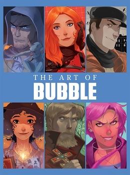 The Art of BUBBLE. Артбук