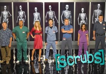 Обложка Scrubs