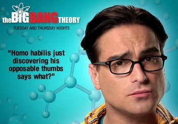 Обложка The Big Bang Theory