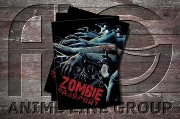 Обложка Zombie