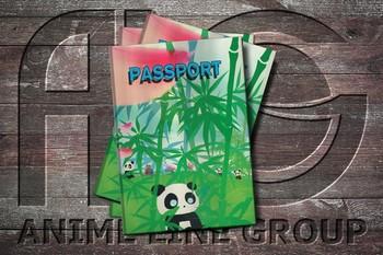 Обложка Panda