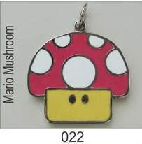 Super Mario Mushroom амулет
