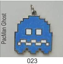 PacMan Ghost амулет