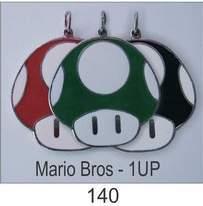 Mario Brothers - 1UP амулет