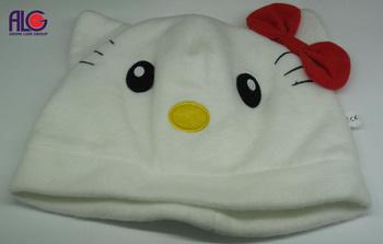 Hello Kitty шапка