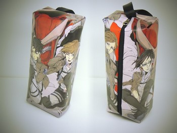 Shingeki no Kyojin Пенал