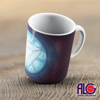 Чашка Iron Man