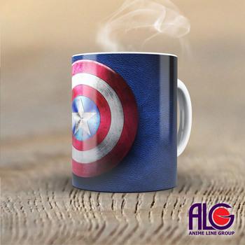 Чашка Captain America