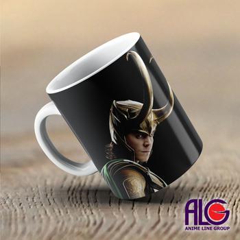 Чашка Loki