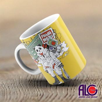 Чашка Panda Hero