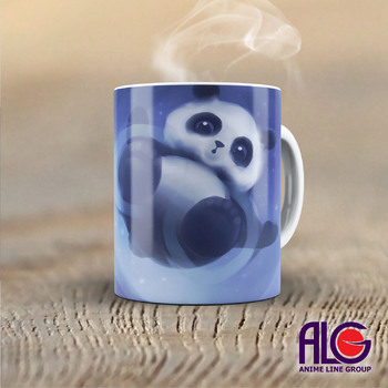 Чашка Kawaii Animals