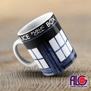 Чашка Doctor Who