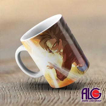 Чашка Dragon Ball GT