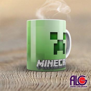 Чашка Minecraft