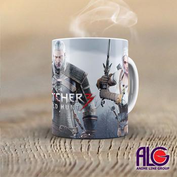 Чашка Witcher 3