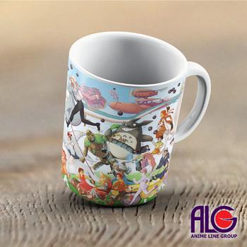 Чашка Anime