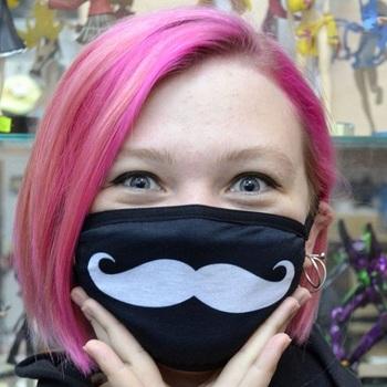 Маска Усы / Moustache