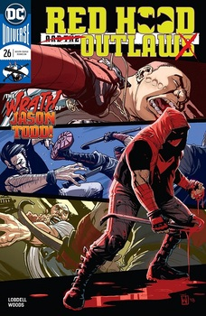DC Universe. Red Hood and the Outlaws #26