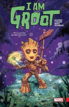 I Am Groot TPB