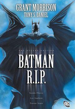 Batman. R.I.P. The Deluxe Edition HC