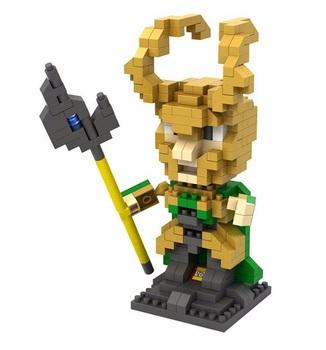 Конструктор LOZ Локи / Loki