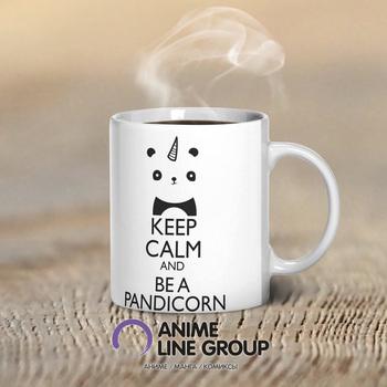 Чашка Pandicorn