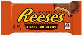 Арахисовая паста в шоколаде Reese's 42 г.