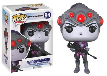 Фигурка Funko Роковая вдова / Widowmaker Overwatch
