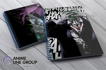 Скетчбук Joker