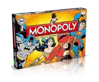 Монополия «DC Comics»