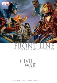 Civil War. Front Line. Vol. 1. TPB