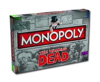 Монополия «Ходячие мертвецы» / «The Walking Dead»