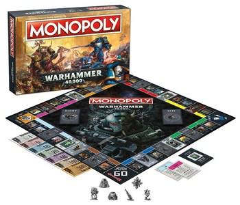Монополия «Warhammer 40000»