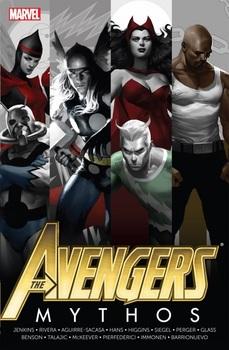 Avengers. Mythos HC