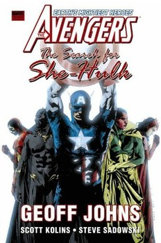 Avengers. The Search for She-Hulk HC