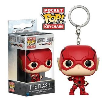 Брелок-фигурка Funko Флэш Лига Справедливости / The Flash Justice League