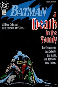 Batman. A Death in the Family TPB