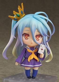 Фигурка Nendoroid Широ / Shiro No Game No Life