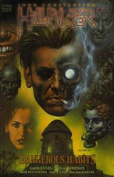 John Constantine, Hellblazer. Dangerous Habits TPB