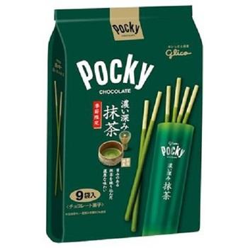 Pocky Зеленый Чай (Большая упаковка 120 г.)