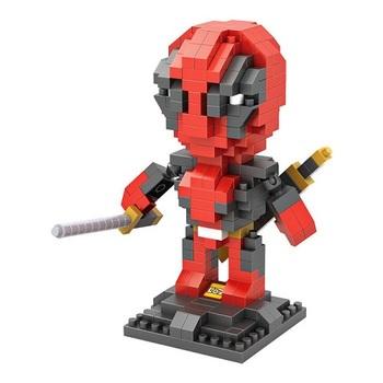 Конструктор LOZ Дэдпул / Deadpool