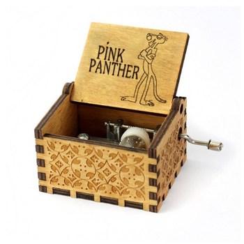 Музыкальная шкатулка Розовая пантера / The Pink Panther