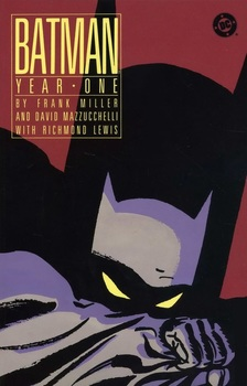 Batman. Year One TPB (1st printing)