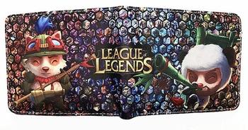 Бумажник Лига Легенд / League of Legends