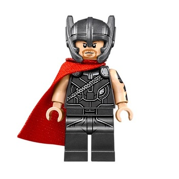 Минифигурка Тор (Тор Рагнарёк) / Thor (Thor Ragnarok)