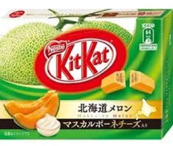 KitKat Японская Дыня (Подарочная упаковка)